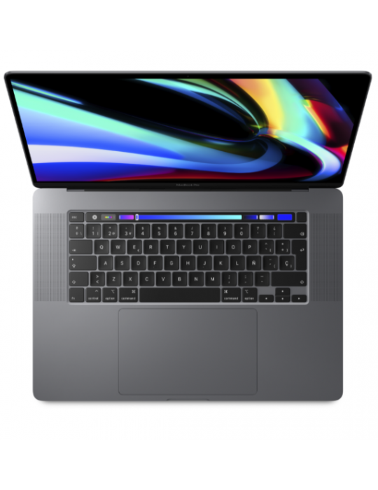 MacBook Pro de 16 pulgadas - Gris espacial
