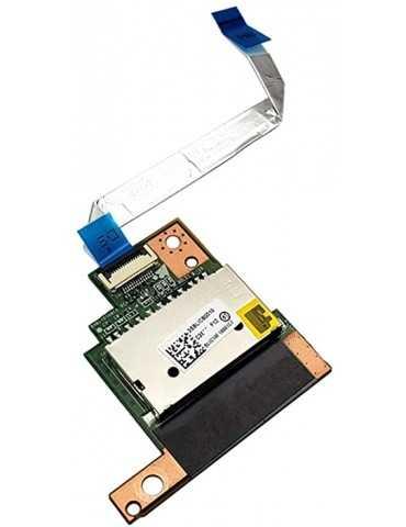 Lector de tarjetas + Flex Toshiba Satelite L50-B S50