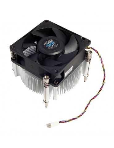 HP Pavilion 95W Intel CPU Disipador térmico con ventilador 644724-001