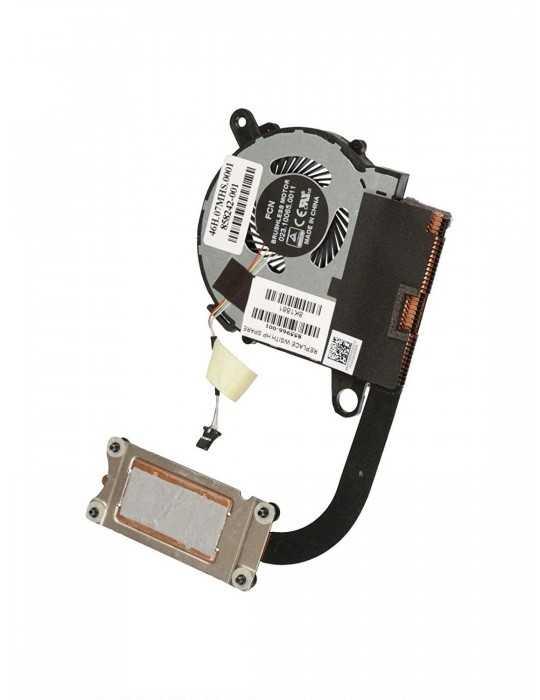 Ventilador Heatsink Portátil HP 13-u104ns 858242-001