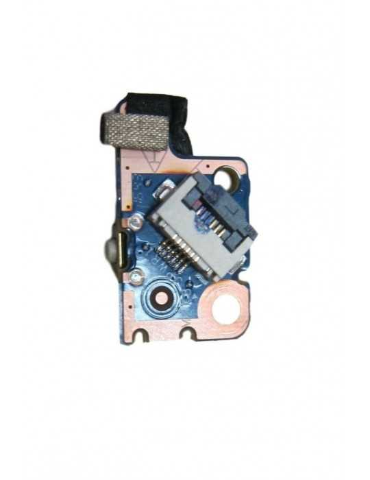 Placa Boton Power Original HP X360 11-A 910162-001