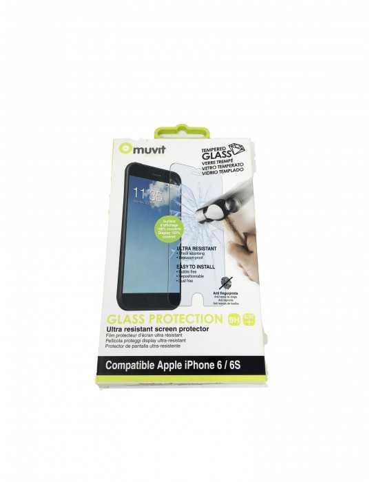 Protector Pantalla Vidrio Telefono Iphone 6 6S
