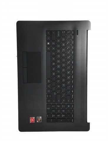 Top Cover Teclado Portátil HP Laptop 17-by Series L22750-071