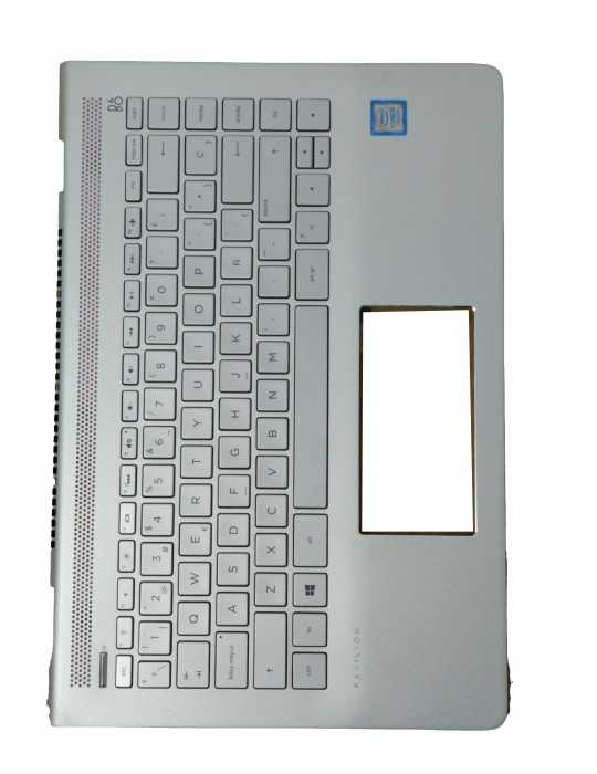 Top Cover Teclado Portátil HP 14-bf Series 933317-071