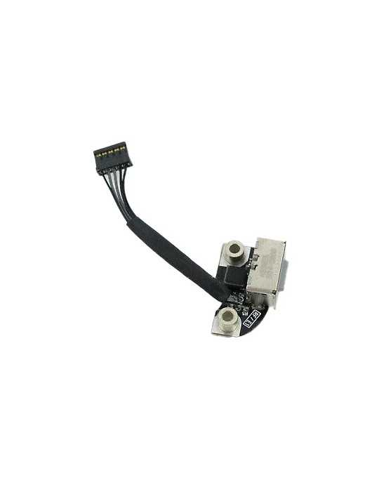 Conector carga DC/IN Apple Macbook A1278 A1286 A1297