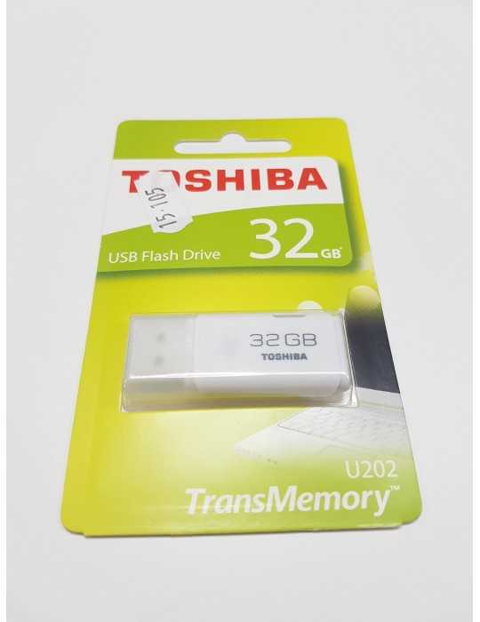 Pendrive Toshiba 32gb Trans Memory U202W0320E4