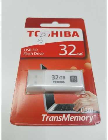 Pendrive original Toshiba 32gb Trans Memory U301U301W0320E4
