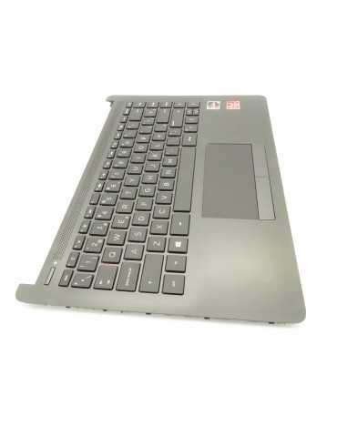 TopCover Teclado Portátil HP 14-DK0011NS L26980-071
