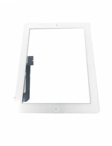 Pantalla Digitalizador Tablet Apple Ipad 3 Blanca