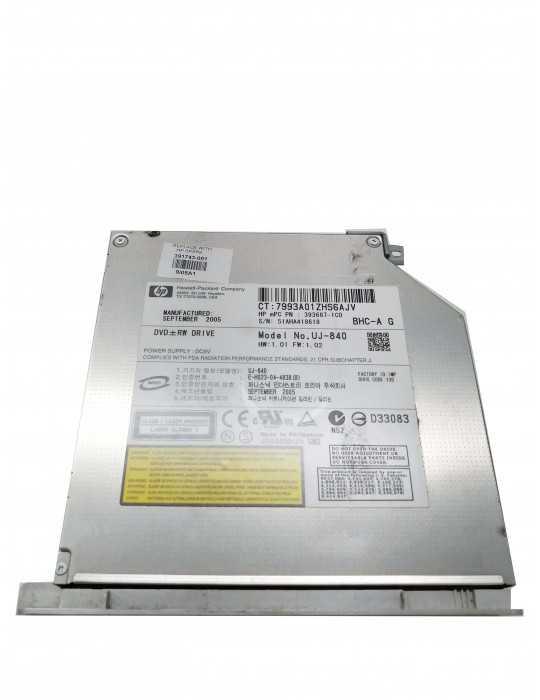 Grabadora DVD RAW Portátil HP Pavilion DV4000 391743-001