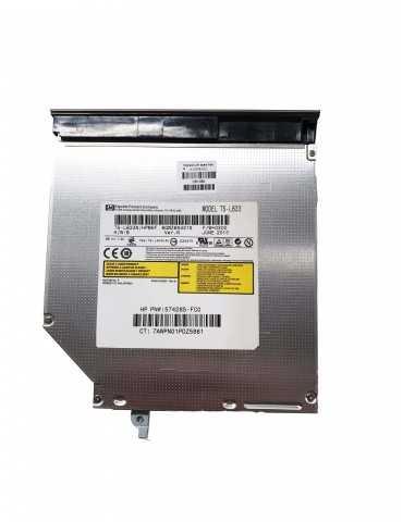 Grabadora DVD RAW Portátil HP G62-B85SS 574285-FC0