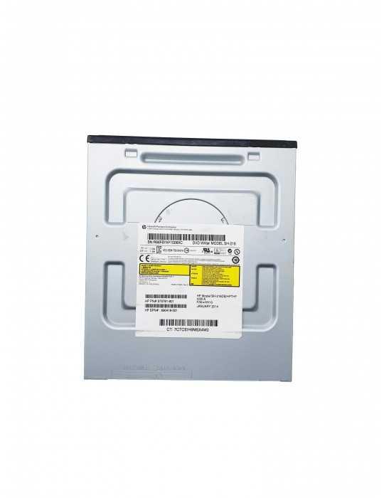 Grabadora DVD RAW Original Ordenador HP 575781-801