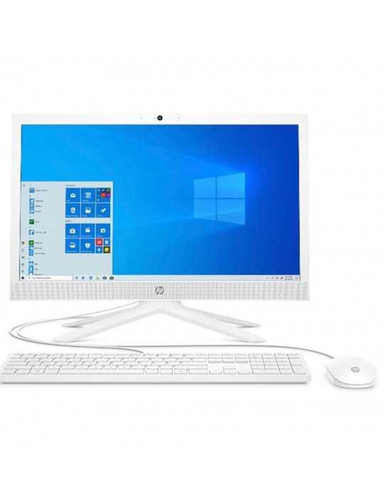 Ordenador All In One HP 21-B0002NS Intel 8GB RAM 250GB SSD