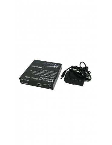 Simplificador Cableado Audio Video Receiver aavara PD3000-R