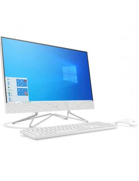 Ordenador HP All-in-One 27-dp0075ns 8Gb 512Gb SSD