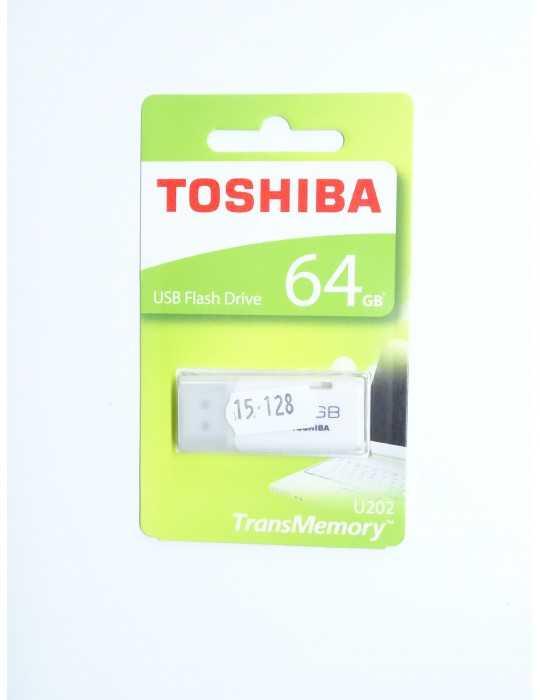 Pendrive original Toshiba 64gb Trans Memory U202