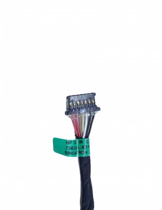Conector Carga DC-IN Portátil HP Spectre x2 738320-sd1