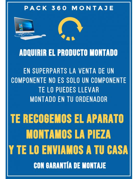 Montahe-Disco Duro SSD WDS240G2G0B 240GB M.2