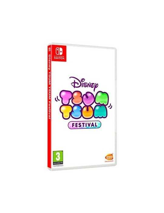 Juego Nintendo Switch Tsum Tsum Festival 113666
