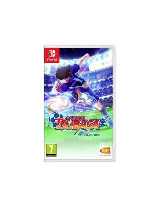 Juego Nintendo Switch Captain Tsubasa 114235