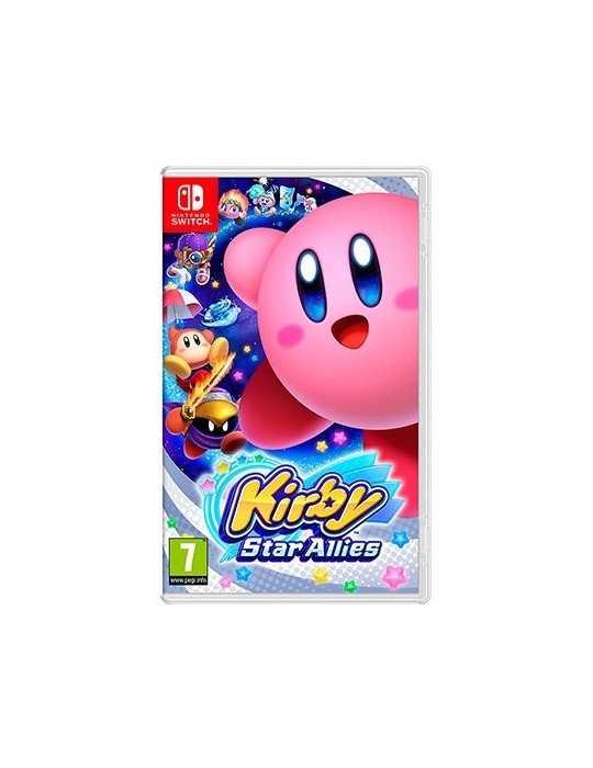 Juego Nintendo Switch Kirby Star Allies 2521681