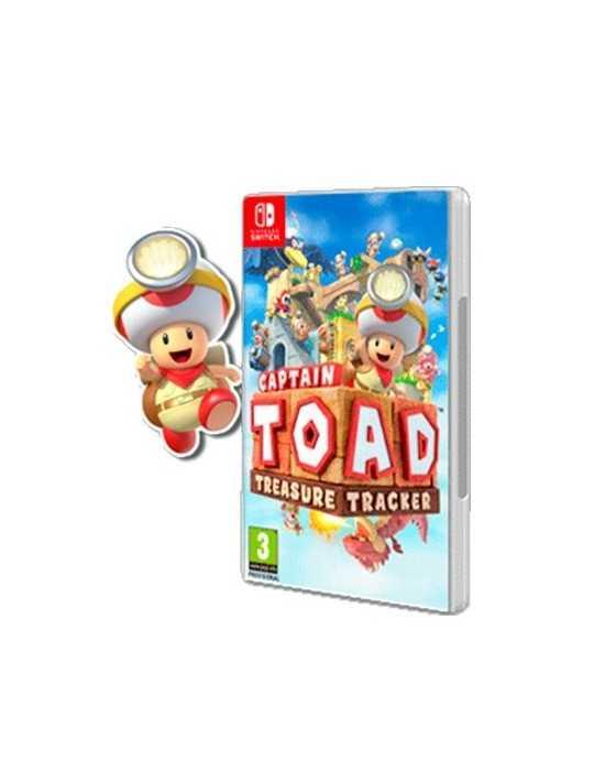 Juego Nintendo Switch Captain Toad:Treasure Tracker 2523681