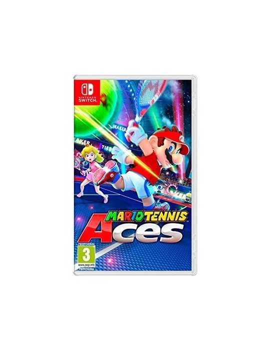 Juego Nintendo Switch Mario Tennis Aces 2523281