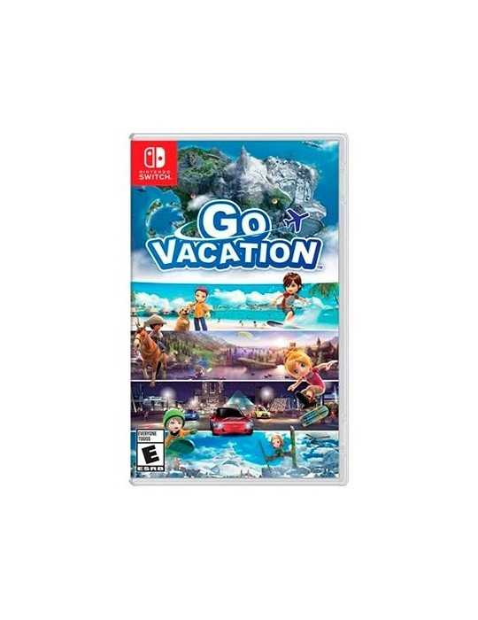 Juego Nintendo Switch Go Vacation 2523981