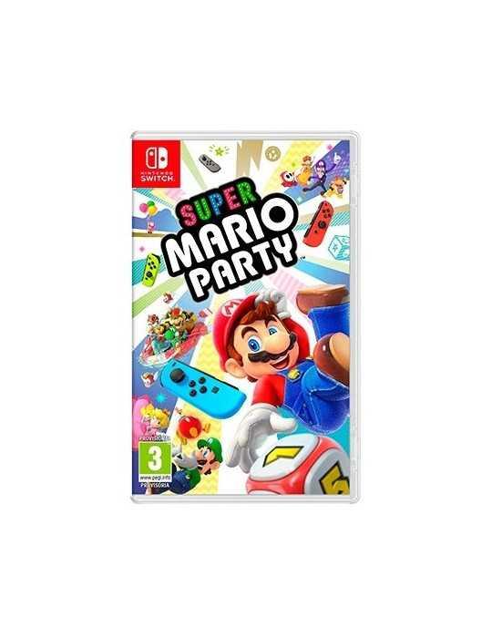 Juego Nintendo Switch Super Mario Party 2524681