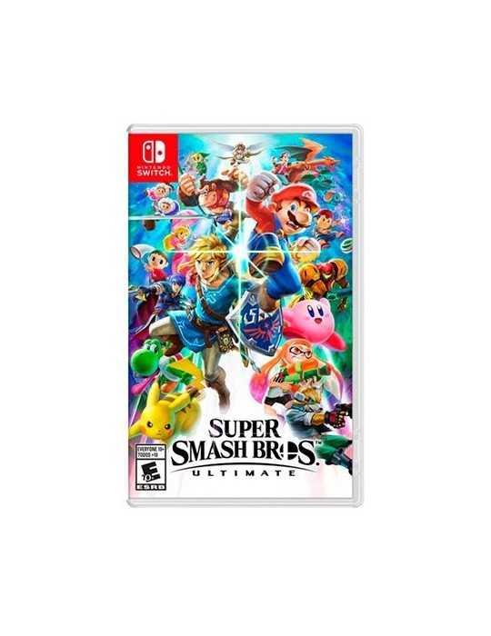 Juego Nintendo Switch Super Smash Bros Ultimate 2524581