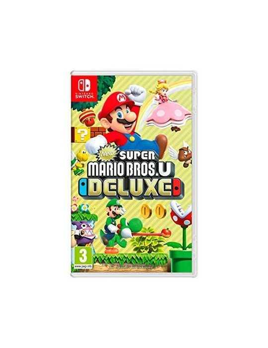 Juego Nintendo Switch New Super Mario U Deluxe 2525681