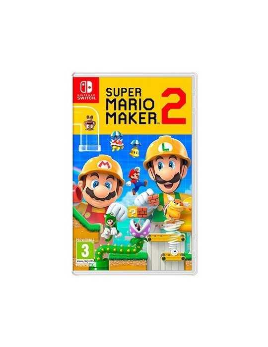 Juego Nintendo Switch Super Mario Maker 2 10002137