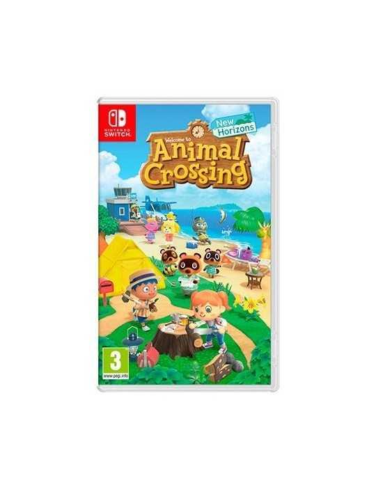 Juego Nintendo Switch Animal Crossing: New Horizon 10002153