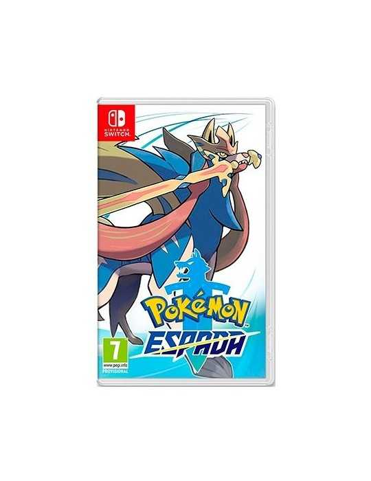 Juego Nintendo Switch Pokemon Espada 10002147