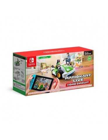 Juego Nintendo Switch Mario Kart Live:Home Circuit 10004631