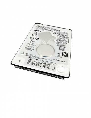 Disco Duro 2.5 1Tb Portátil Hp 752864-001 5400 Rpm 7Mm