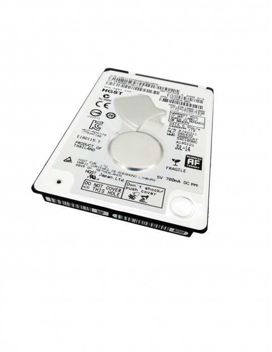 Disco Duro 2.5 1Tb Portátil Hp 752864-001 5400 Rpm 7Mm