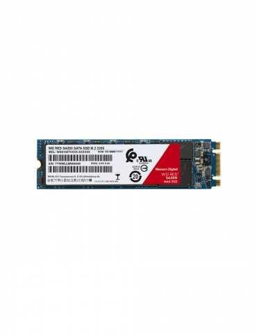 Disco Duro SSD Western Digital M.2 1 Tb 530 MB/s