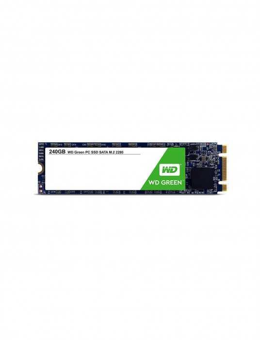 Disco Duro SSD WDS240G2G0B 240GB M.2