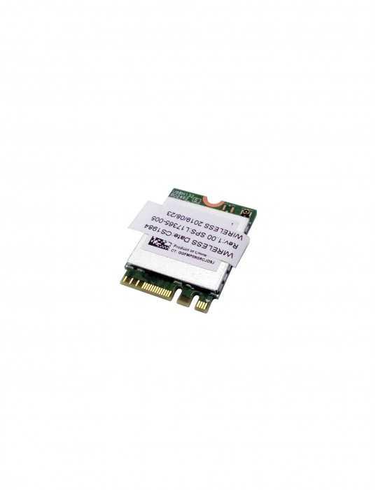 Tarjeta WIFI Portátil HP RT AC 1x1 + BT M.2 L17365-005