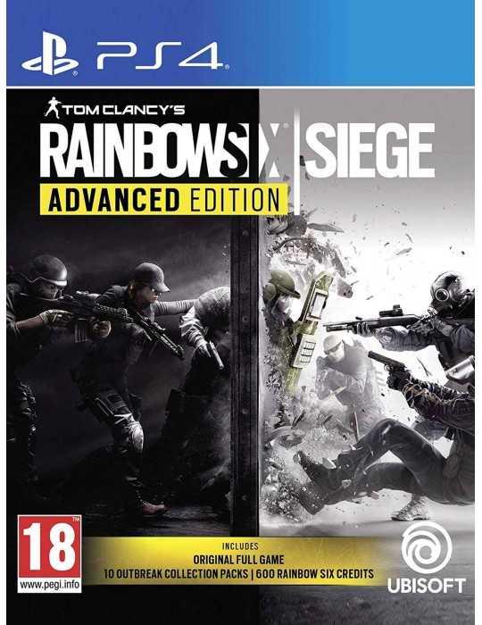 Juego Tom Clancy´s Rainbow Six Siege