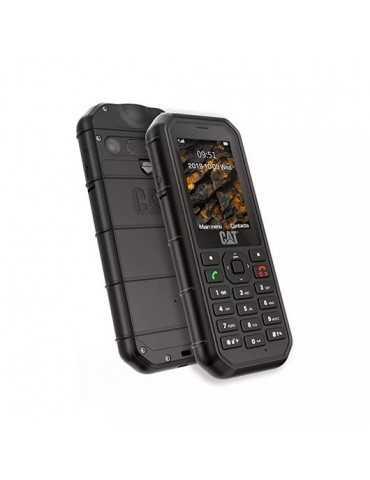 Movil Smartphone Cat B26 Rugerizado Negro Cb26-Dae-Eua-En