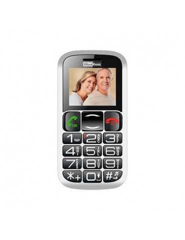 Movil Smartphone Maxcom Comfort Mm462 Gris Mm462Bbcza