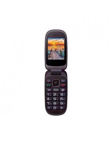 Movil Smartphone Maxcom Comfort Mm818 Negro/Rojo Mm818(04)170605014