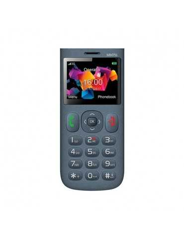 Movil Smartphone Maxcom Comfort Mm751 Gris Mm751