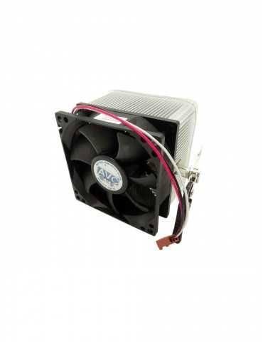 Ventilador 3-pin CPU Disipador térmico Original HP - 584442-001