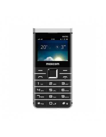 Movil Maxcom Comfort Mm750 Negro 2.3 /Microsd Hasta 32Gb/90 Mm760(Negro)
