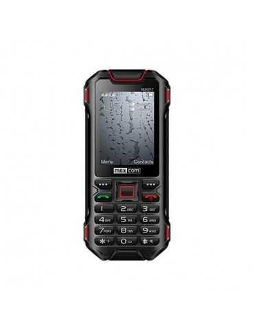Movil Maxcom Strong Mm917 Negro 2.4 /Microsd Hasta 32Gb/250 Mm917
