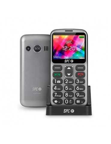 Movil Smartphone Spc Fortune Negro 2320T