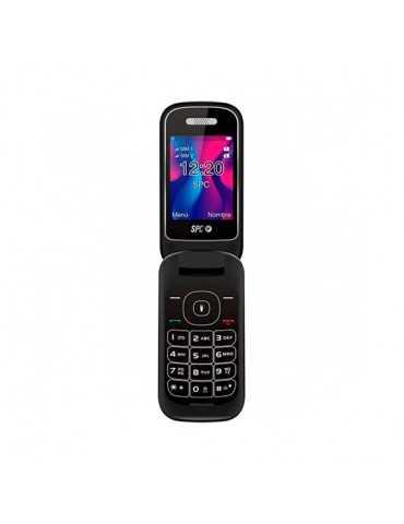 Movil Smartphone Spc Velvet Negro 2319N